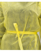 Disposable Non -Sterilized Isolation Gowns Level 1