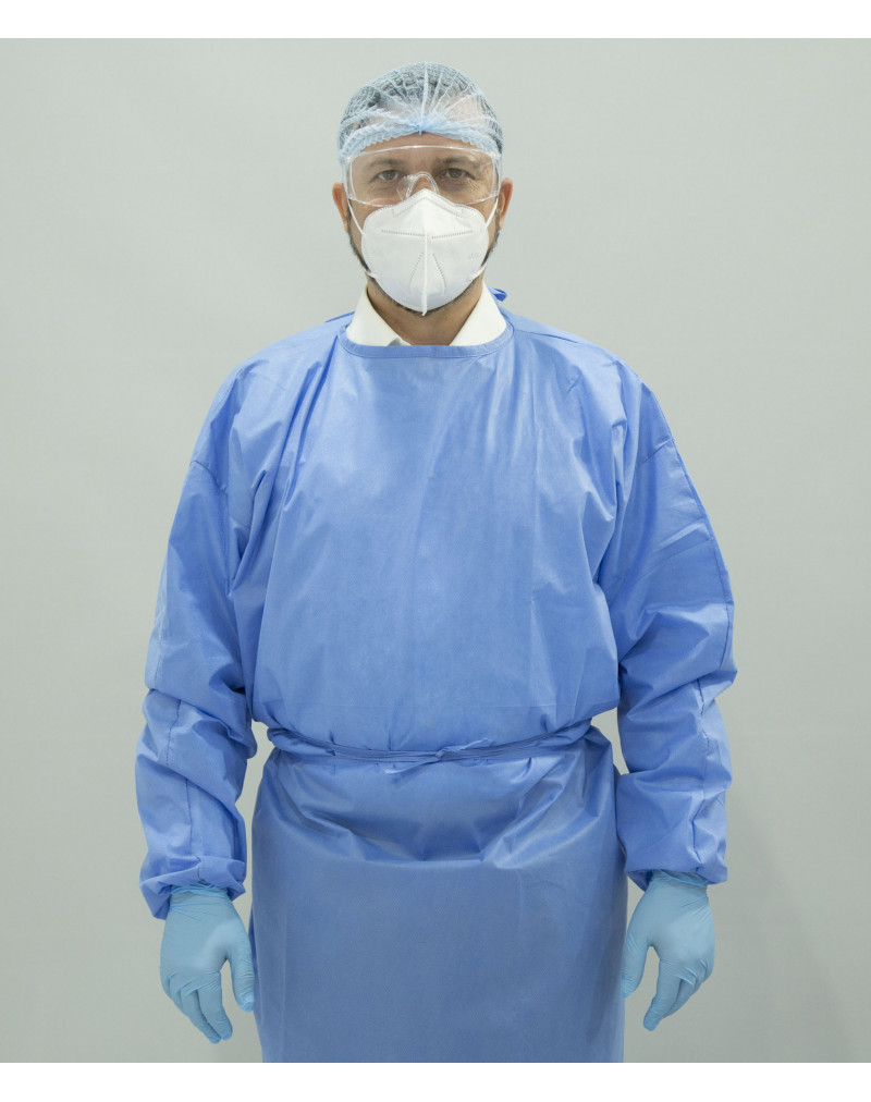 Disposable Sterilized Isolation Gowns Level 2