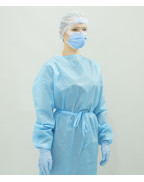 Disposable Sterilized Isolation Gowns Level 3