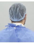 Disposable Hair Net Non Woven Non Medical Bouffant Cap (1 PKT = 100Pcs)